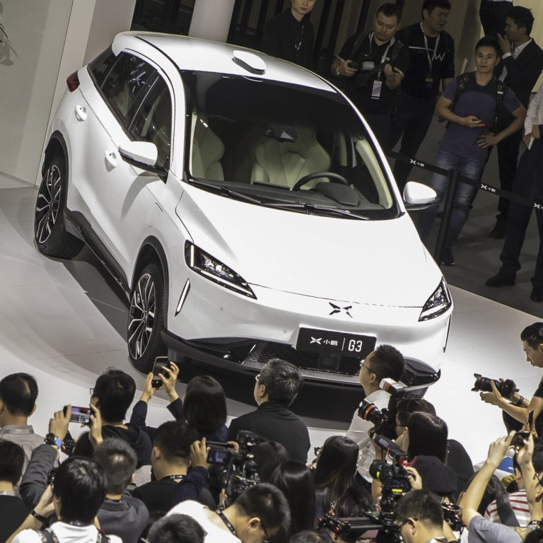 Chinese electric carmaker Xpeng the latest to jump into ride
