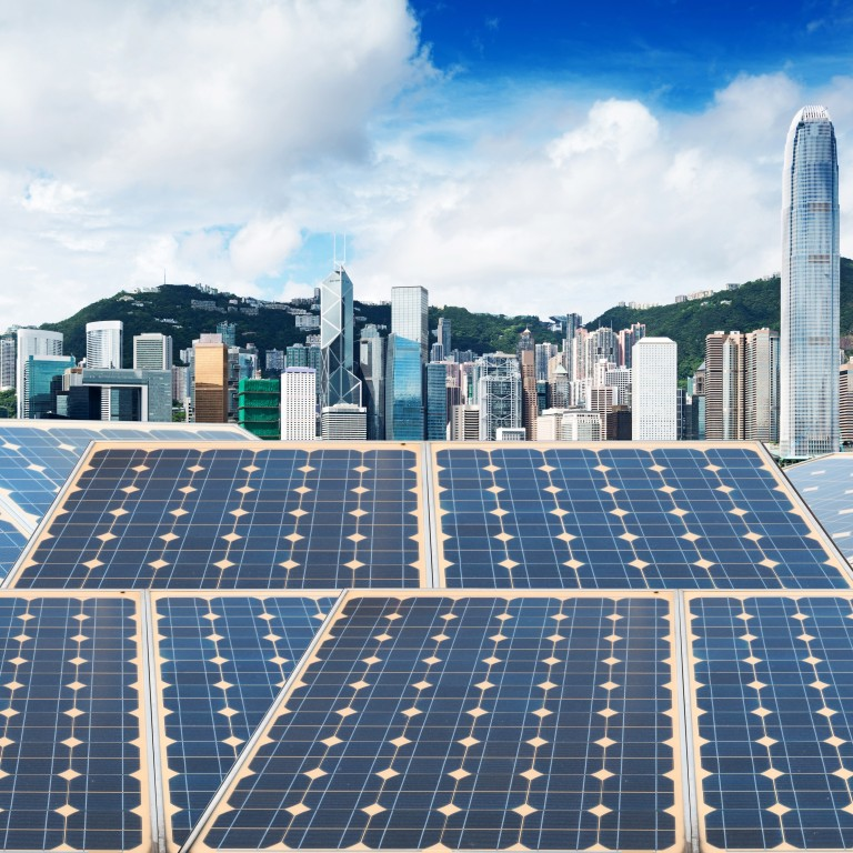 Hong Kong is seizing its potential role as a hub for green financial products and services. Photo: Shutterstock