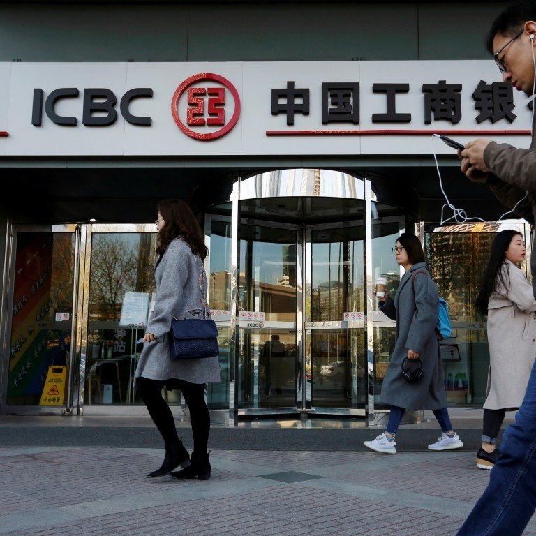Industrial and Commercial Bank of China tops Forbes' Global 2000