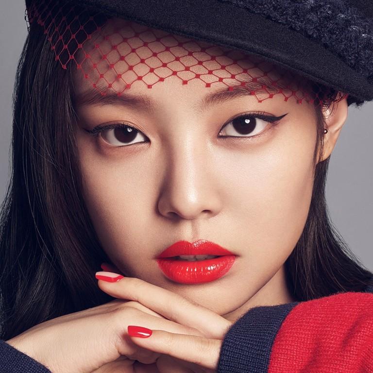 a27538354b K-pop star Jennie from Blackpink has set a record of 300 million YouTube  views