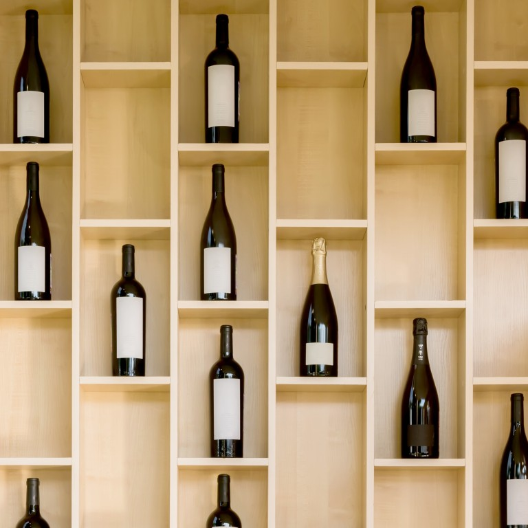 3de02ebd3be Six wine racks to keep your tipples tidy – because even bottles ...