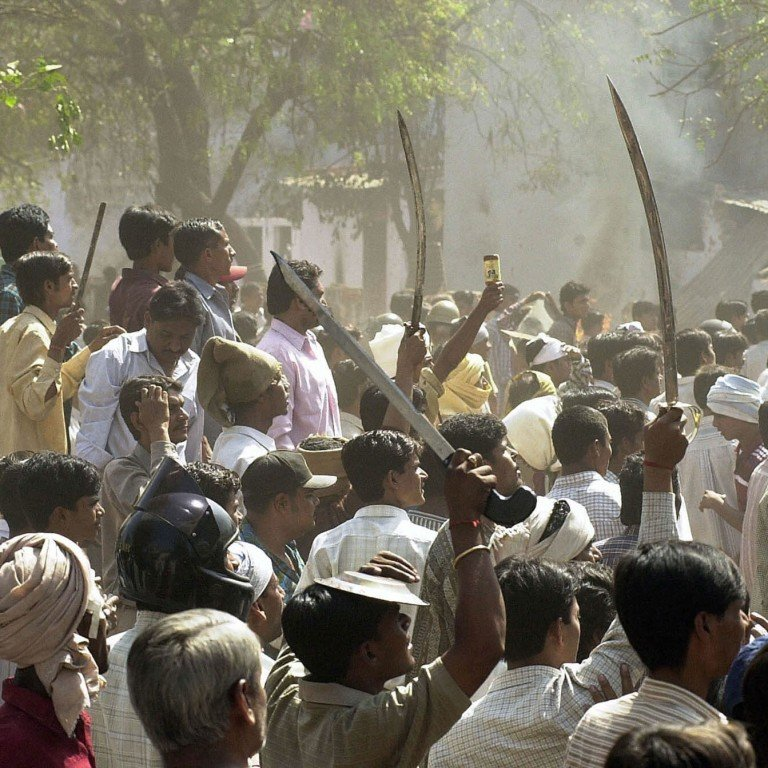 Gujarat riots: 'They raped me, butchered my child because we