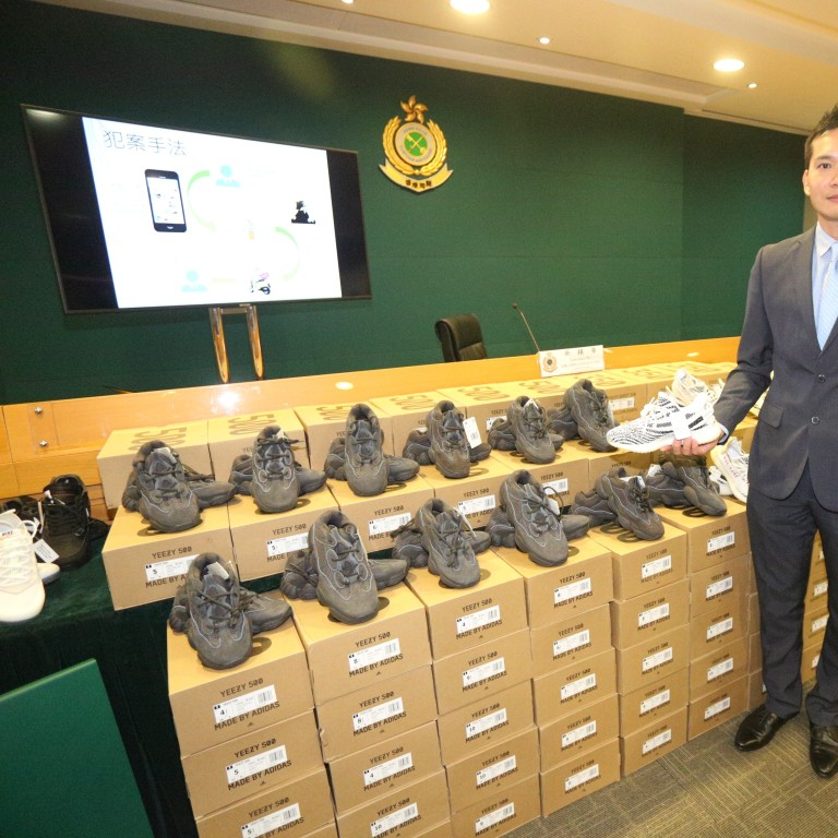 Beauty Haul Hong Kong: Nike And Adidas Fakes Among Haul Of Counterfeit Trainers