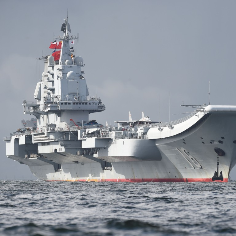 China's Navy Is Being Forced To Rethink Its Spending Plans