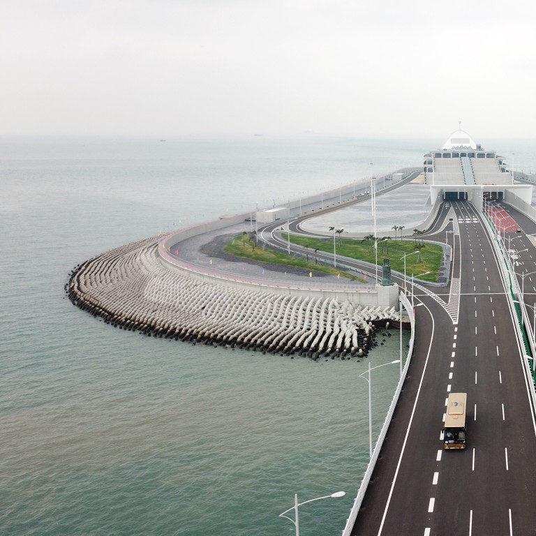 Hong Kong-Zhuhai-Macau Bridge | South China Morning Post