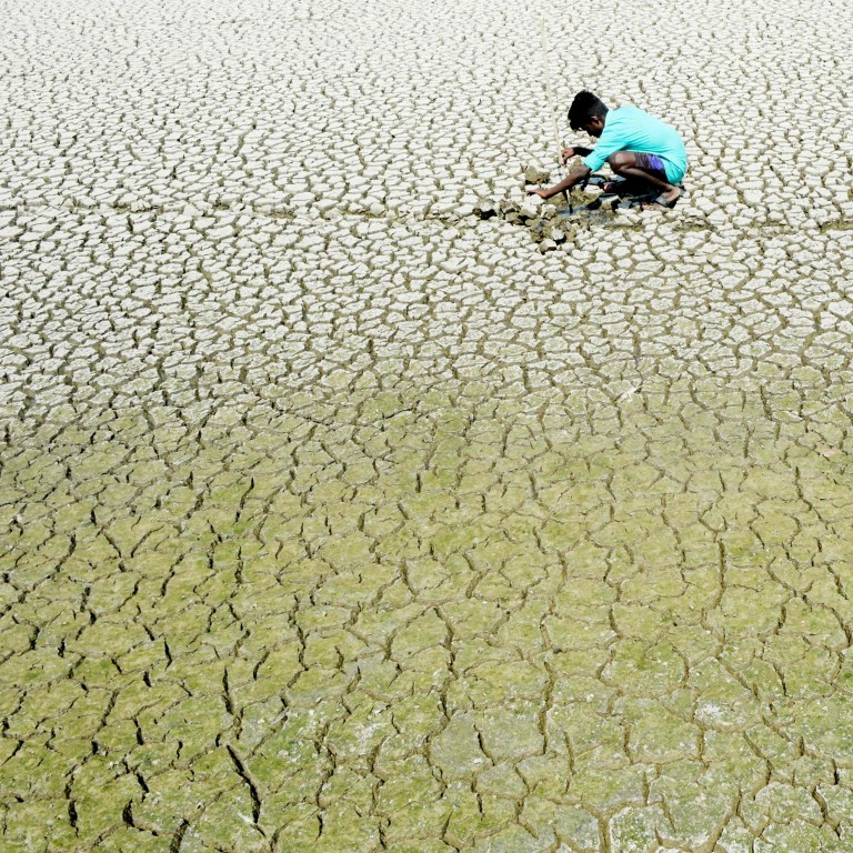 India's worst-ever water shortage, and the corruption