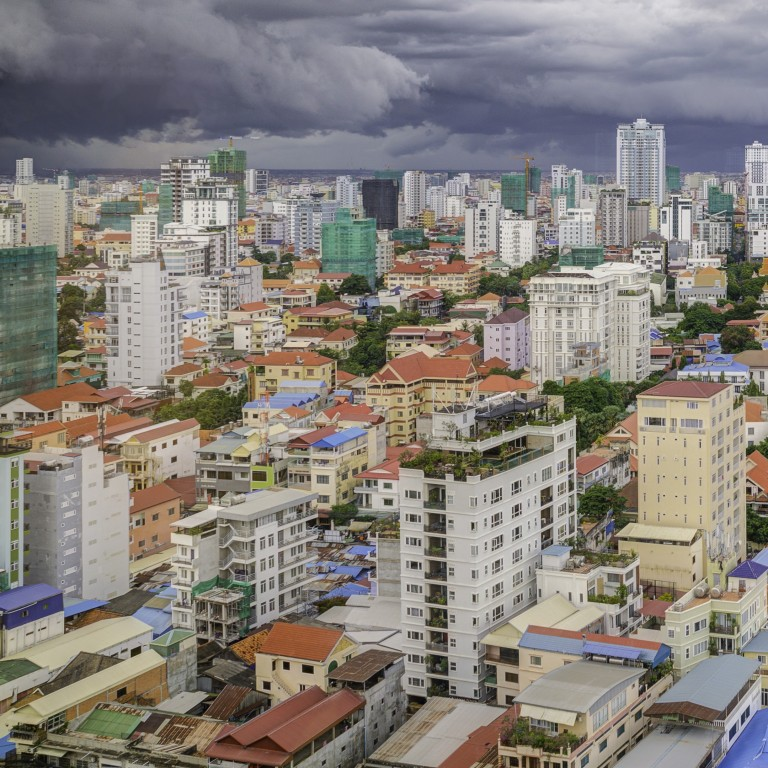 The new supply of high-end condos in Cambodia, particularly in the capital Phnom Penh, is estimated to spike by 243 per cent this year. Photo: Shutterstock
