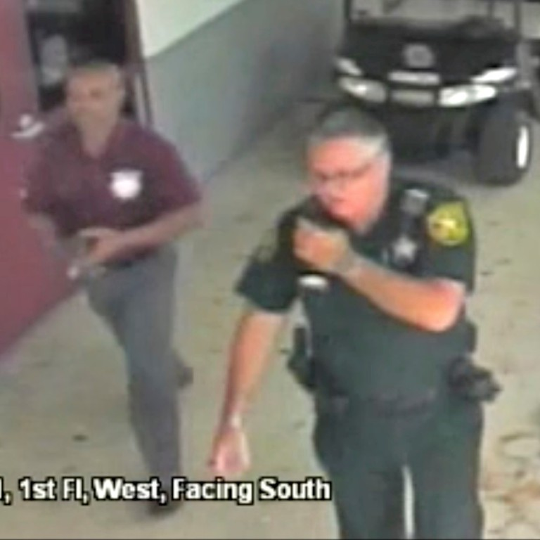 Cowardly' ex-school cop Scot Peterson faces 97 years in jail