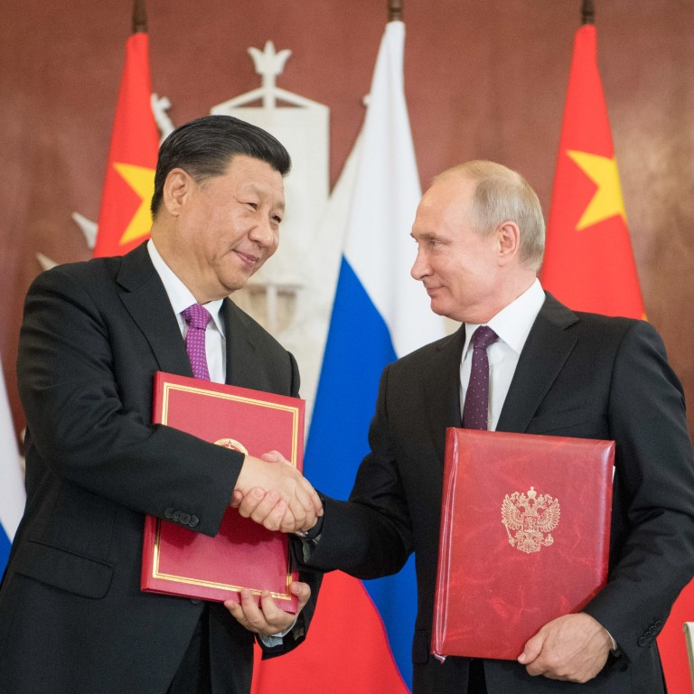 Russia and China sign deals worth US$20 billion as Xi Jinping and Vladimir  Putin's growing friendship bears fruit | South China Morning Post