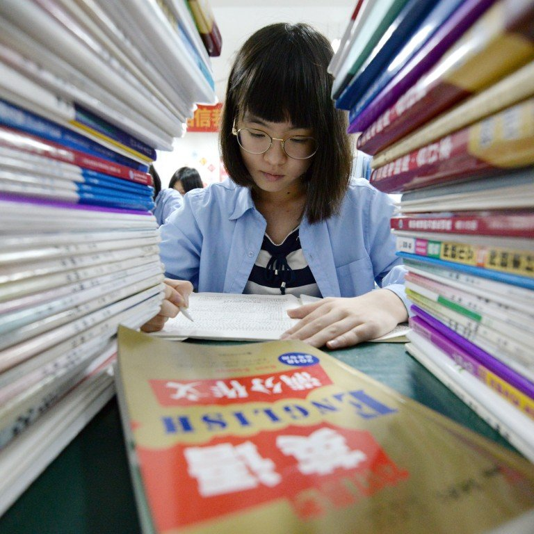 Crunch time as gaokao exam season starts for China's university