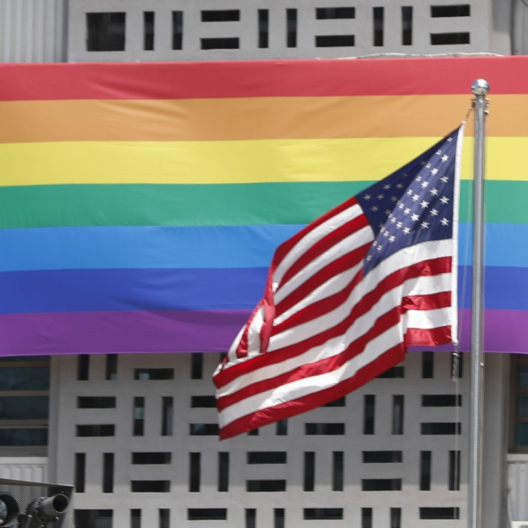 Category one insurrection\': US embassies hoist rainbow flags ...