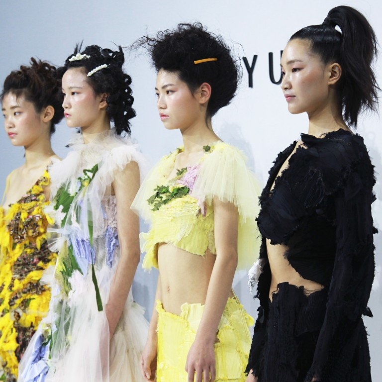 How Chinese Designers Have Made Shanghai Paris Of The East Into A Global Fashion Hub South China Morning Post