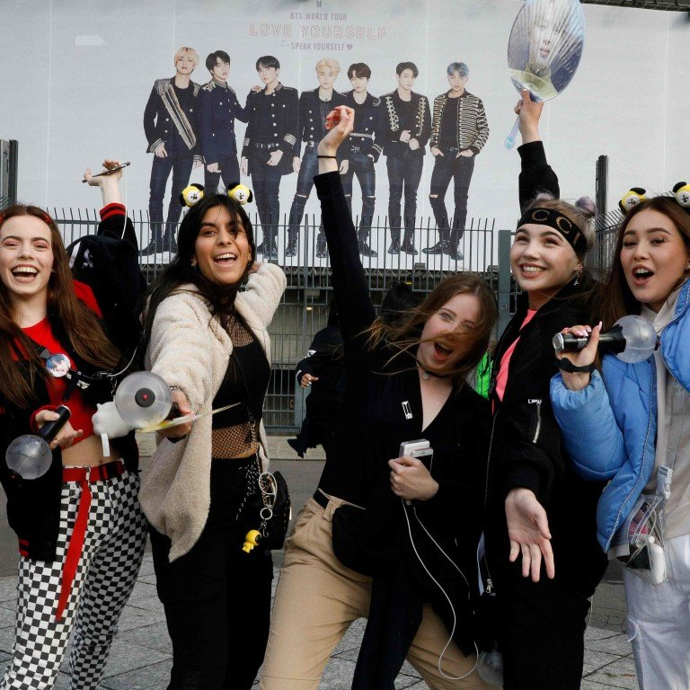 BTS end European leg of world tour with memorable Paris concert ...