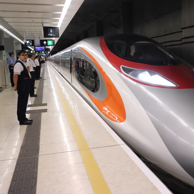 At HK$260 from Hong Kong to Guangzhou, express rail fares