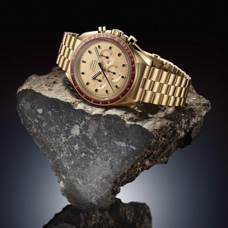 Why Nixon had to say no to this Omega watch — and why it's back in a