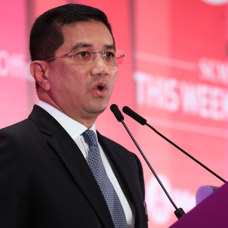 Malaysias Azmin Ali Sex Scandal Politician Haziq Abdul -9398