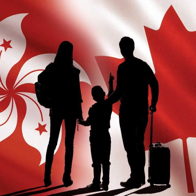 Thousands of Hong Kong-born people move back to Canada, once again