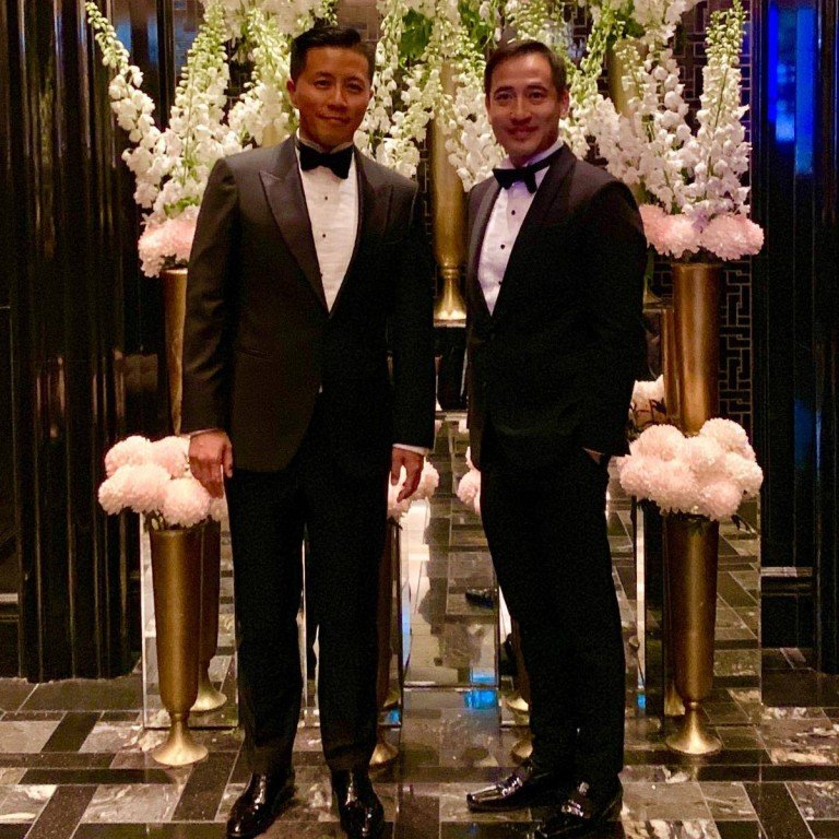 Gay weddings: style tips on what to wear on that special day for