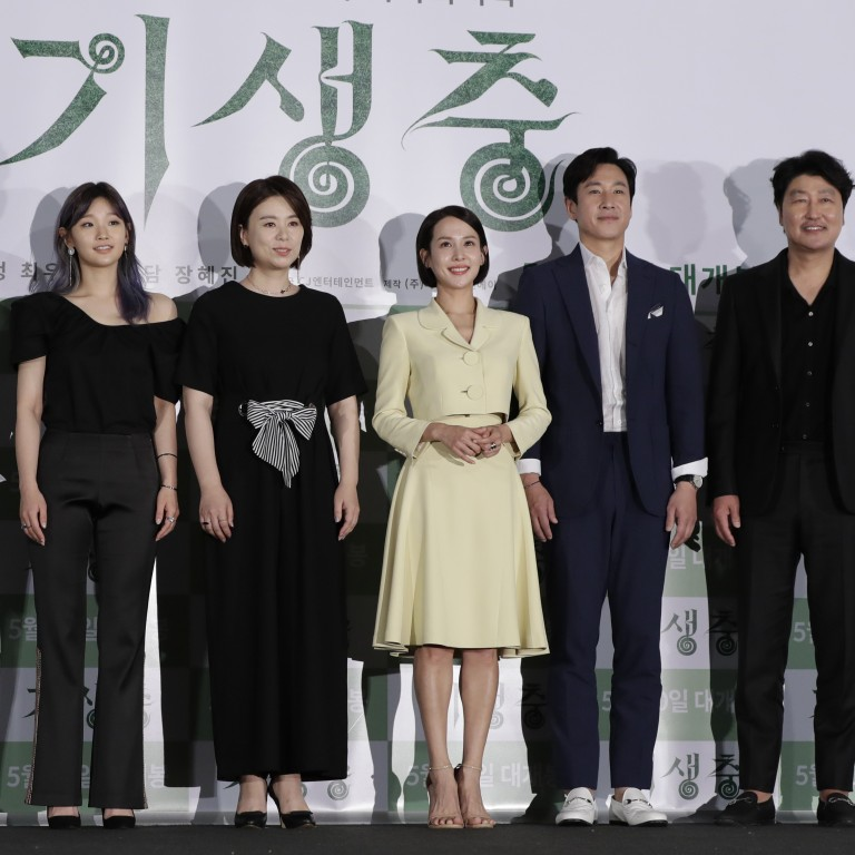 North Korea holds up Parasite, Palme d'Or-winning South