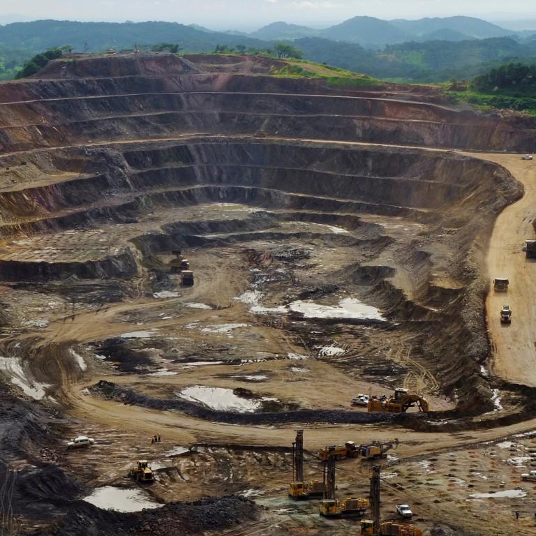 Congo sends in troops to guard Chinese-owned copper mine amid fears