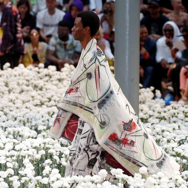 Paris Fashion Week: Dior's statuesque models cut a dash as well