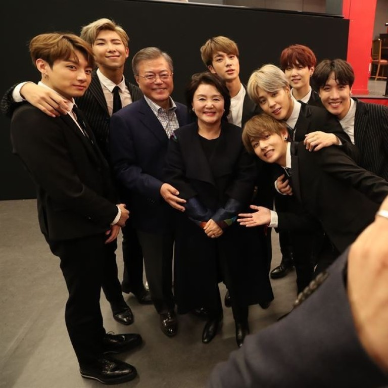 K-pop boy band BTS' record-breaking world tour earns US$79