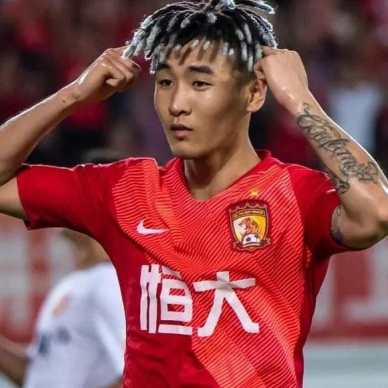 Chinese Super League Wei Shihao\u0027s haircut, Yannick Carrasco