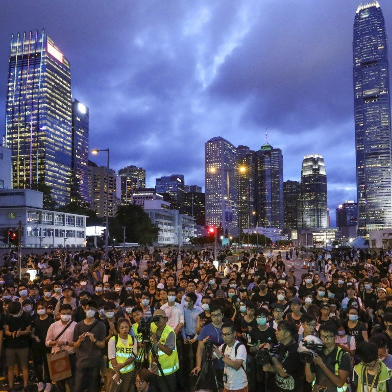 Hong Kong extradition protests: 'one country, two systems