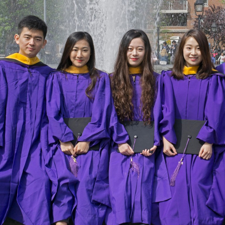 We want more Chinese students': Donald Trump says US looking