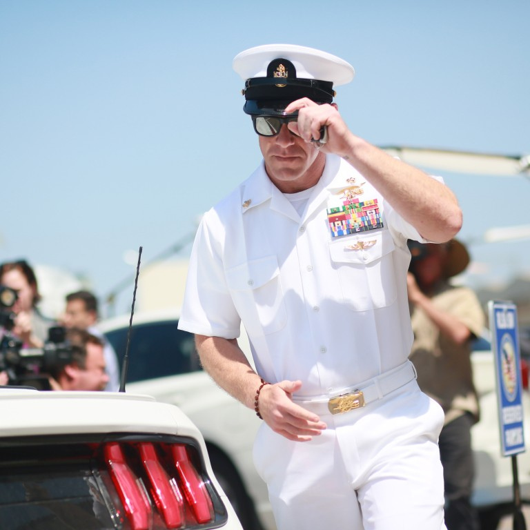 Decorated US Navy Seal Edward Gallagher acquitted of murder and