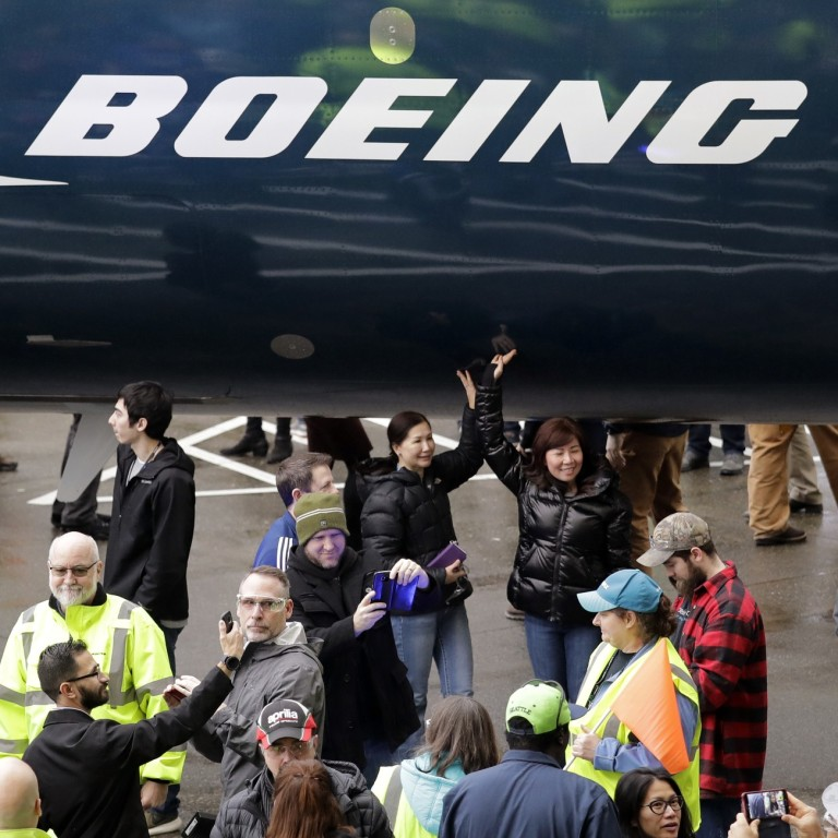 Boeing pledges US$100 million to help families affected by