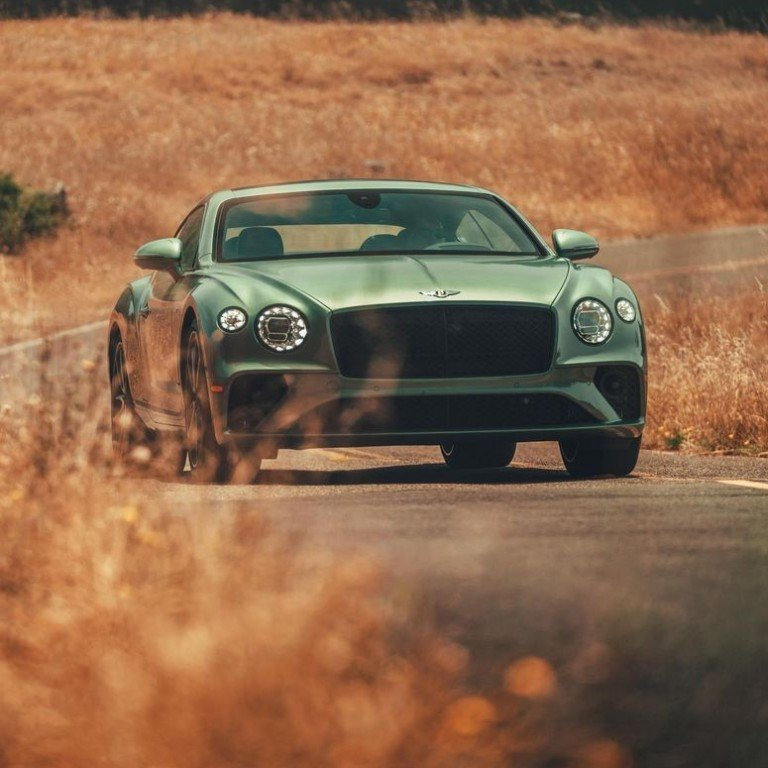 We Review The New 2020 Bentley Continental GT V8, And It's