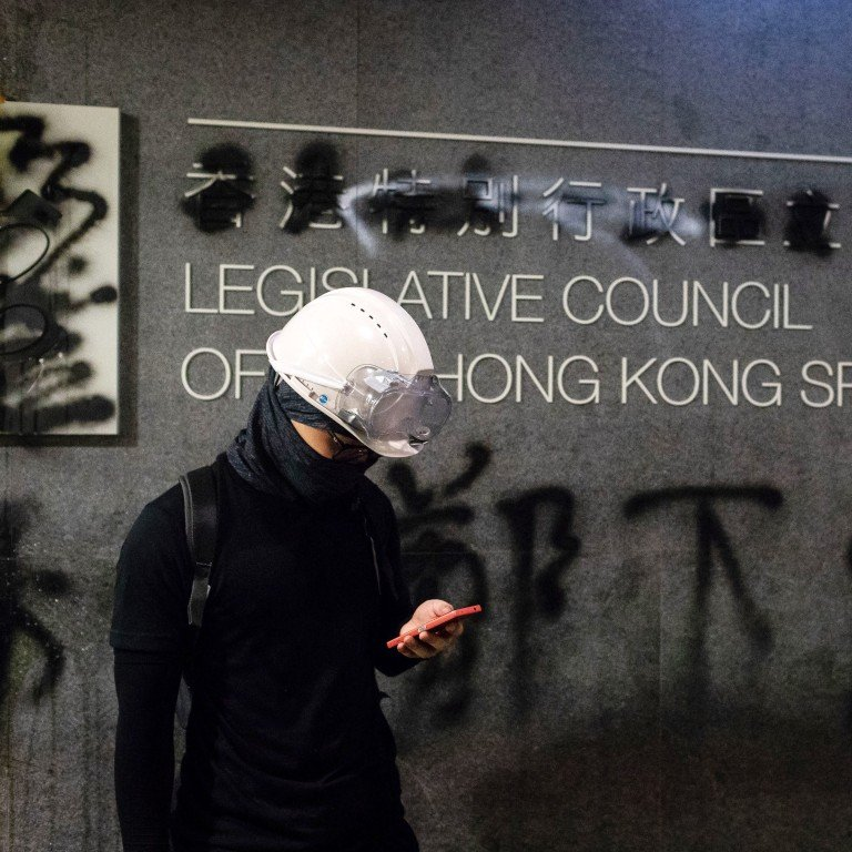 Can Hong Kong rebuild trust when society's deep divisions are being