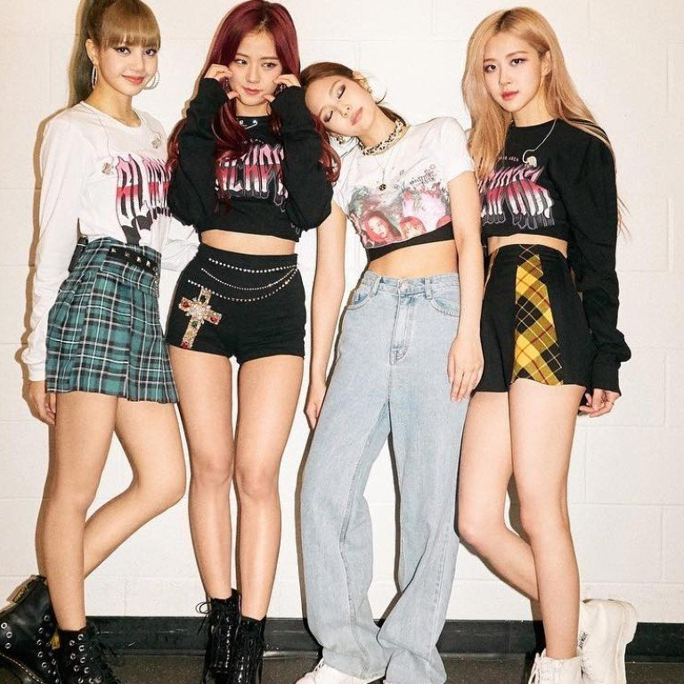 aebef6be2d9 K-pop girl group BLACKPINK offer image-obsessed consumers luxury fashion  with a streetstyle