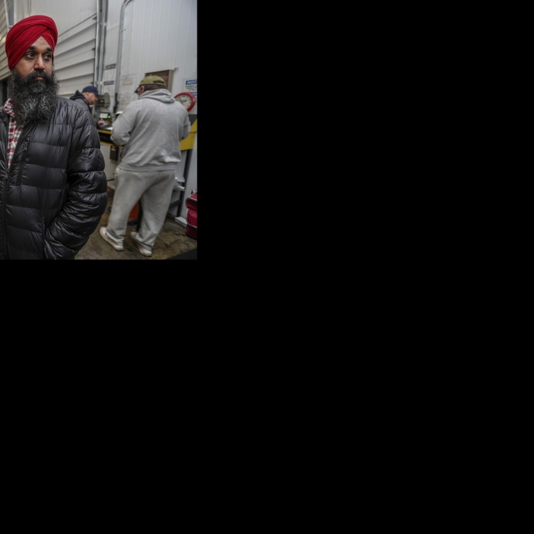 US trucking industry transforming as Sikh drivers take the