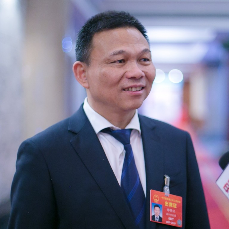 China'Watch'Canada: Head Of Harvard Chemistry Department