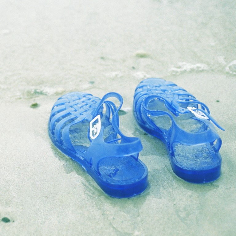 Unsustainable fashion? Jelly shoes: the