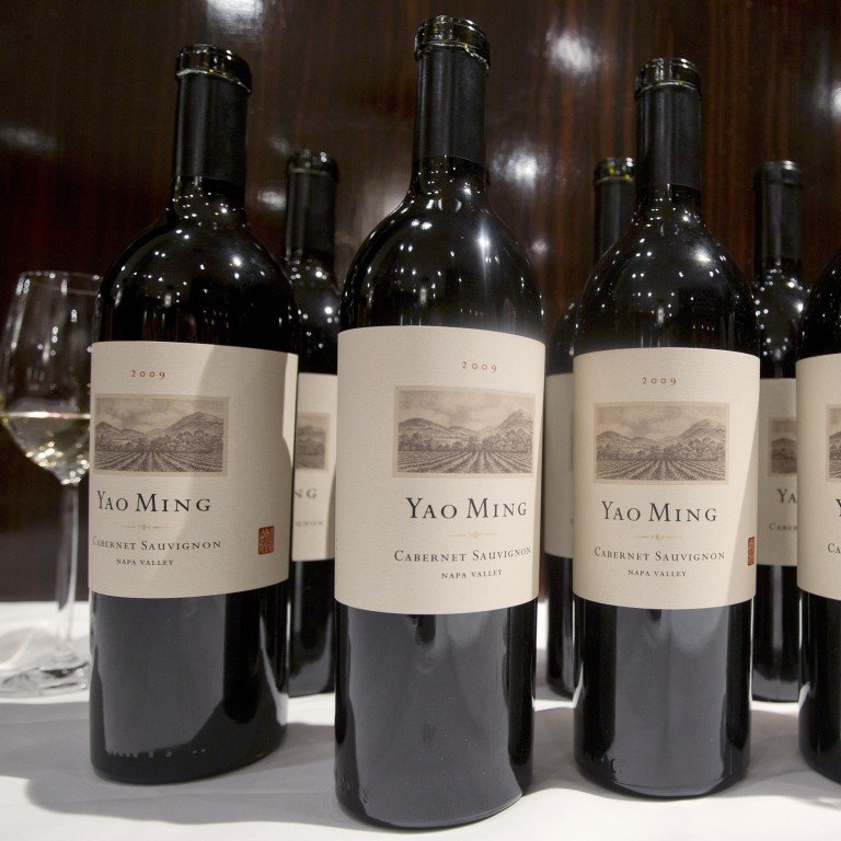 Yao Ming's post-NBA retirement plan in the Napa Valley's ...