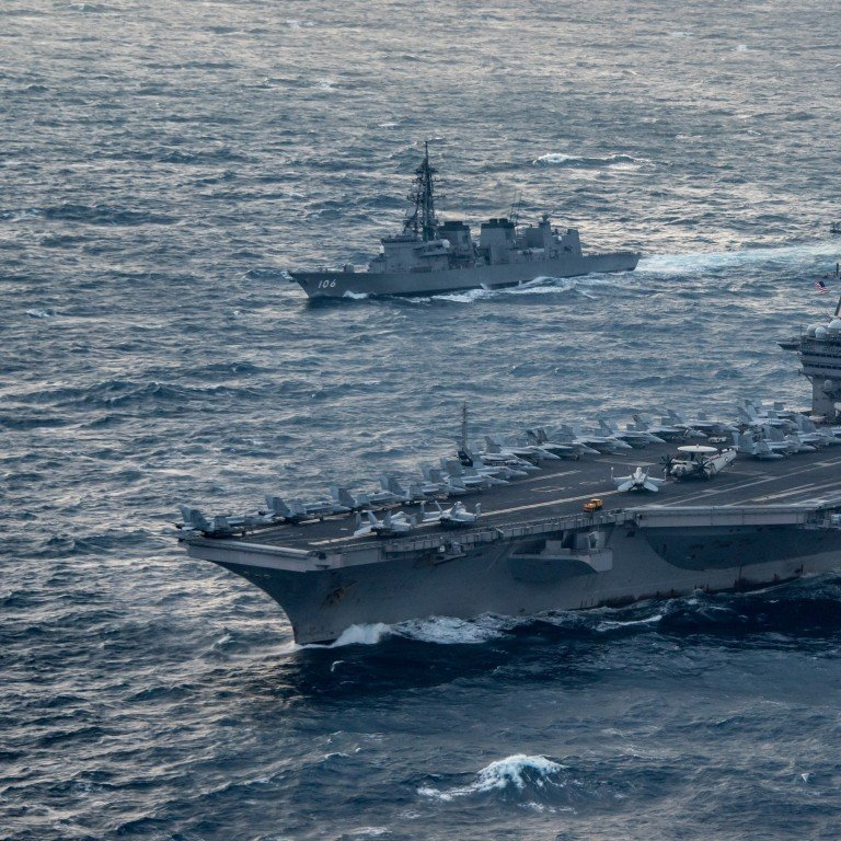 China will build 4 nuclear aircraft carriers in drive to catch US