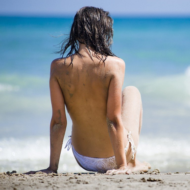 Topless Sunbathing In France Falls Out Of Vogue Amid -4039