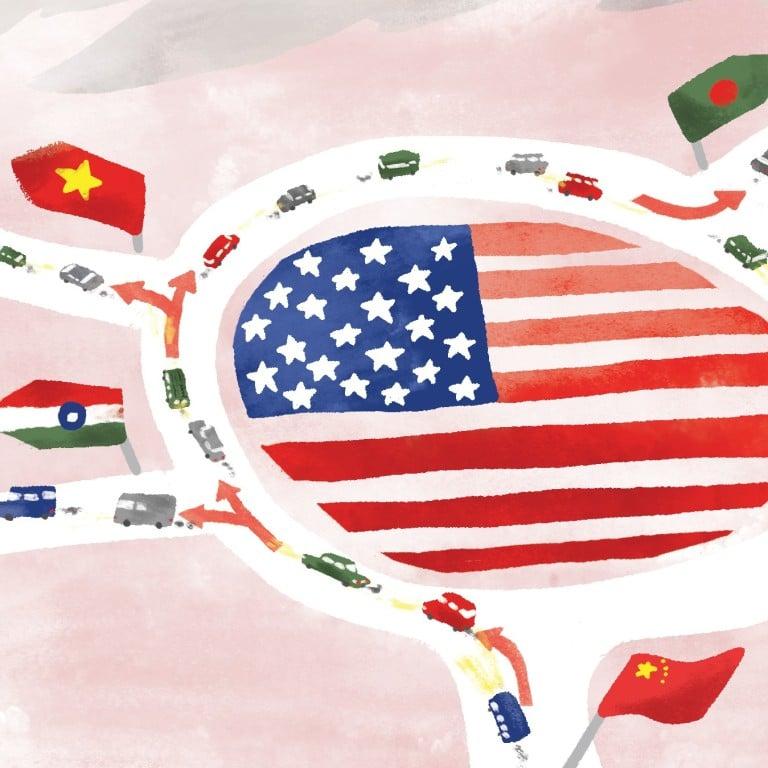 Donald Trump said his tariffs on Chinese imports would bring