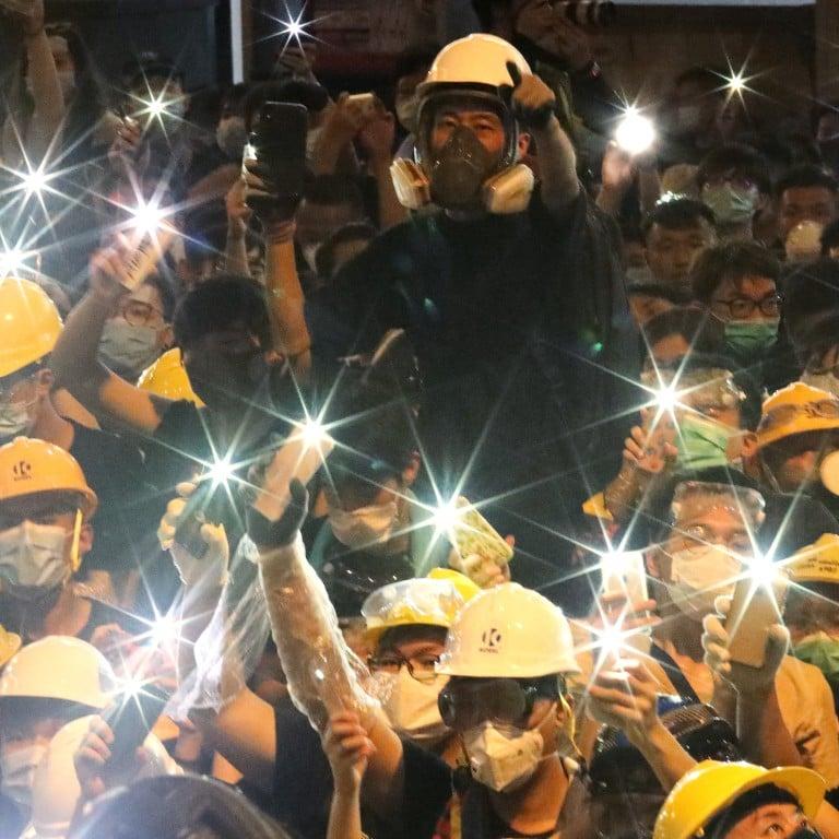 Hong Kong protests: how the city's Reddit-like forum LIHKG