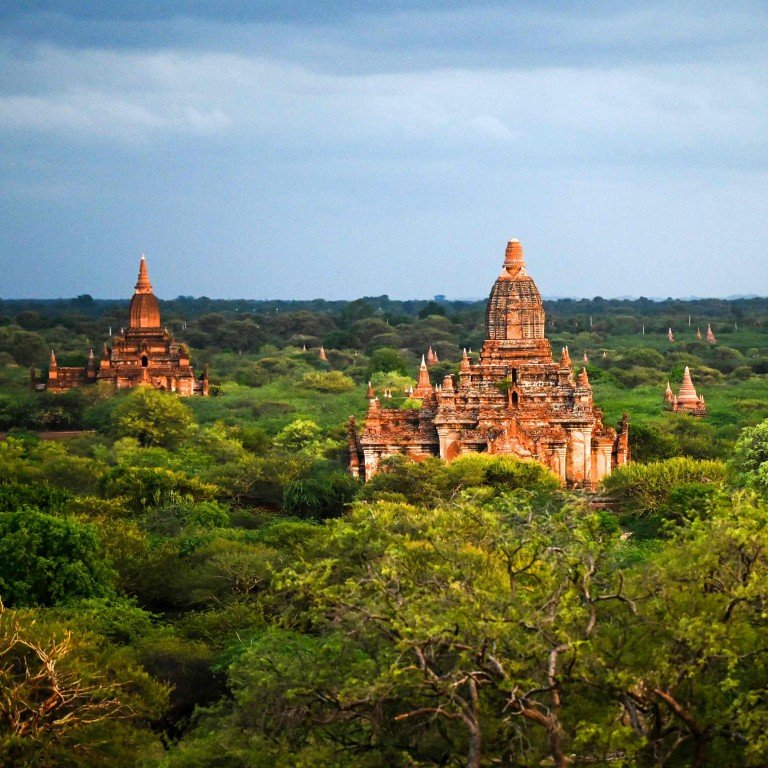What to do in Bagan – Myanmar's ancient temple city is one of Asia's