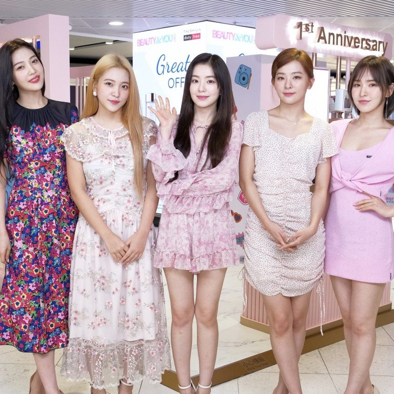 b6f56f5e9070f What did K-pop stars Red Velvet have to say to us when they visited ...