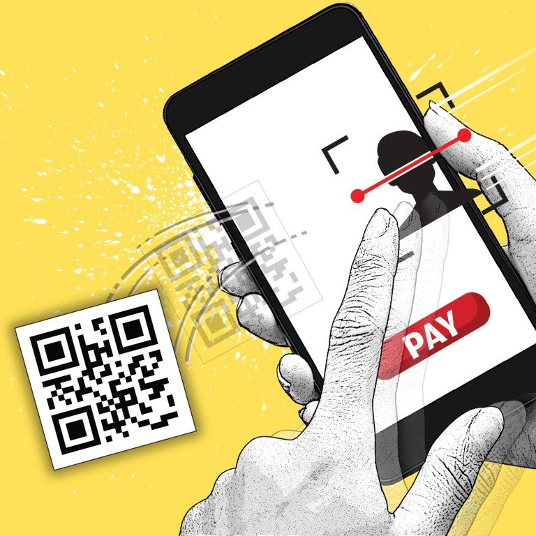 As China turns towards facial recognition payments, are QR