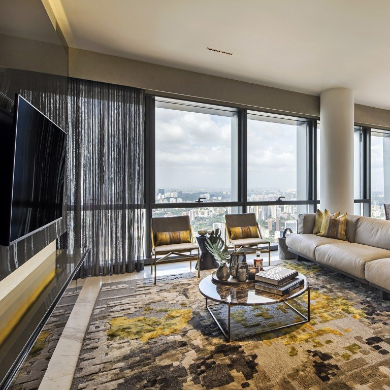Why crazy rich Asians are snapping up luxury homes in Singapore