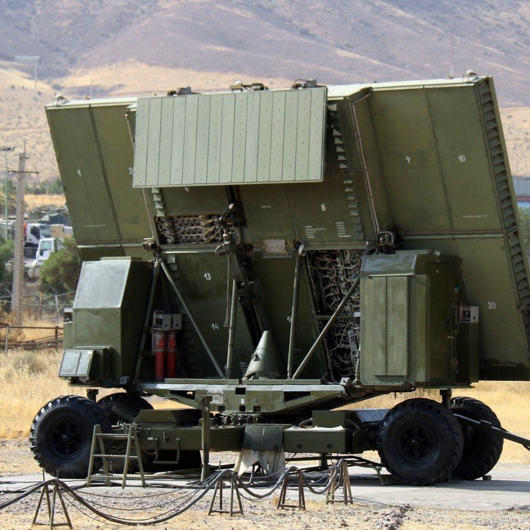 Iran unveils new air defence system capable of defending against