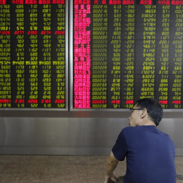 Correction is coming, analysts say as Shanghai Composite