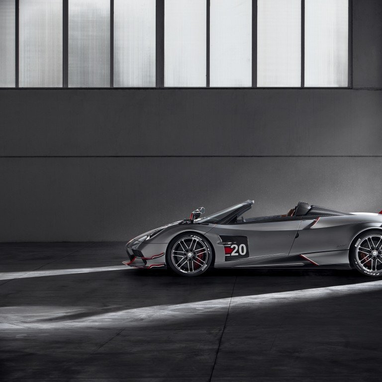 The Us38 Million Pagani Huayra Is The Latest Version Of