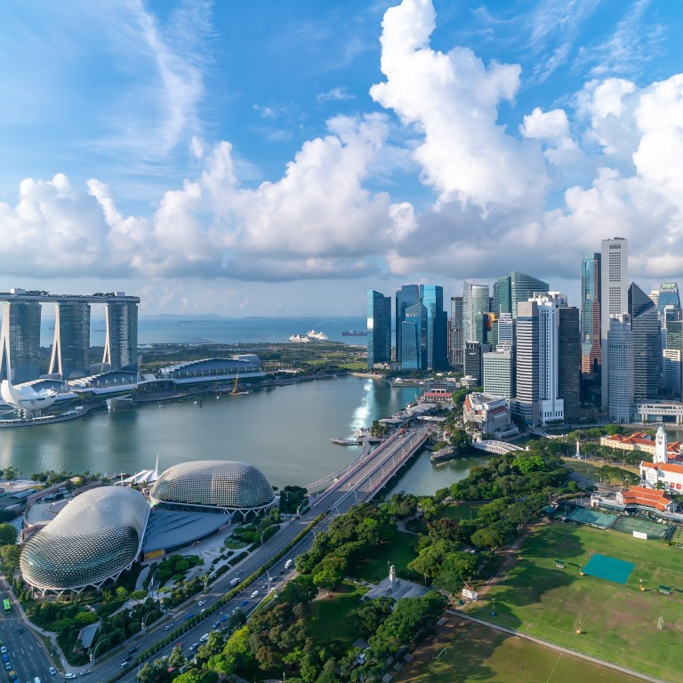 Singapore has the biggest enterprise information technology market in Southeast Asia, according to Forrester Research. Photo: Handout